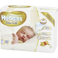 HUGGIES Elite Soft NewBorn до 5 кг (27)