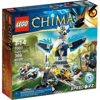 LEGO Legends of Chima 70011 Замок клана Орлов