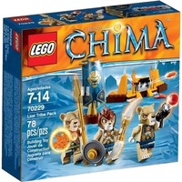 LEGO Legends of Chima 70229 Лагерь клана Львов
