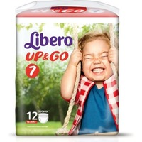 Libero Up & Go XL Plus (12)