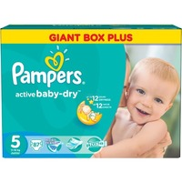 Pampers Active Baby-Dry 11-18 кг (87)