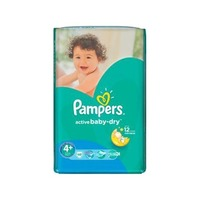 Pampers Active Baby-Dry 9-16 кг (48)