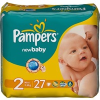 Pampers New Baby 3-6 кг (27)