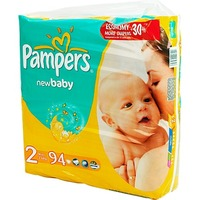 Pampers New Baby 3-6 кг (94)