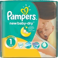 Pampers New Baby Dry 2-5 кг (27)