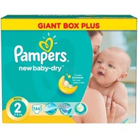 Pampers New Baby Dry 3-6 кг (144)
