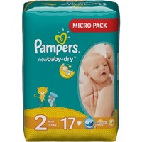 Pampers New Baby Dry 3-6 кг (17)