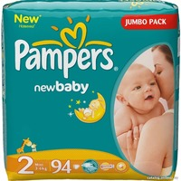Pampers New Baby Dry 3-6 кг (94)
