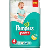 Pampers Pants 9-14 кг (52)