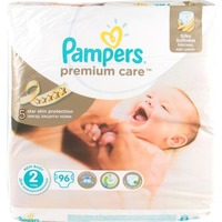 Pampers Premium Care 3-6 кг (96)