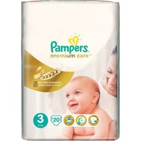 Pampers Premium Care 5-9 кг (20)