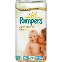 Pampers Premium Care 7-18 кг (52)