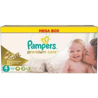 Pampers Premium Care 8-14 кг (104)