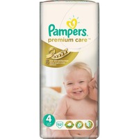 Pampers Premium Care 8-14 кг (52)