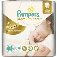 Pampers Premium Care Newborn 2-5 кг (88)