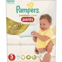 Pampers Premium Care Pants 12-18 кг (40)