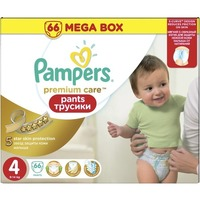 Pampers Premium Care Pants 9-14 кг (66)