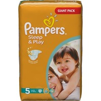 Pampers Sleep & Play 11-18 кг (74)