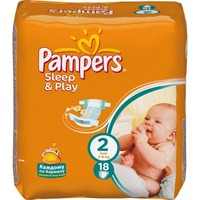 Pampers Sleep & Play 3-6 кг (18)
